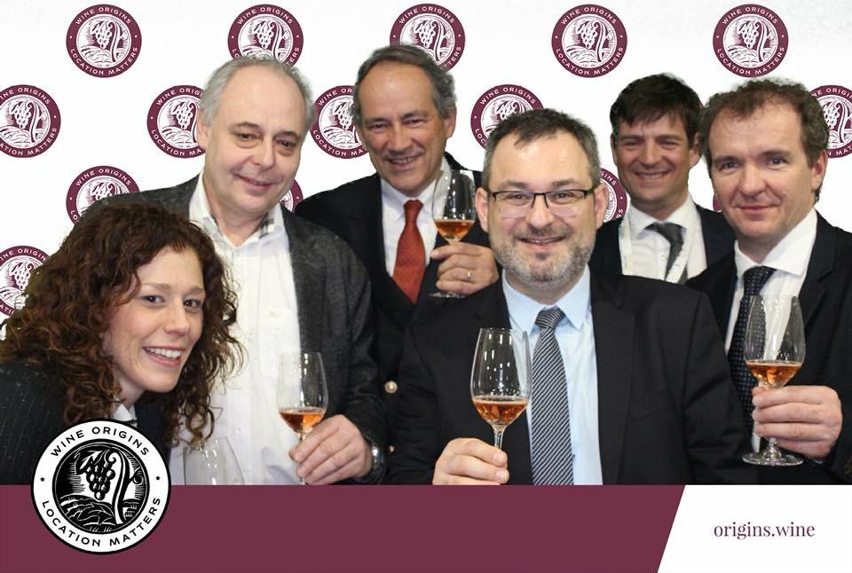 Le Comité Champagne avec la Wine Origins pour la défense des appellations