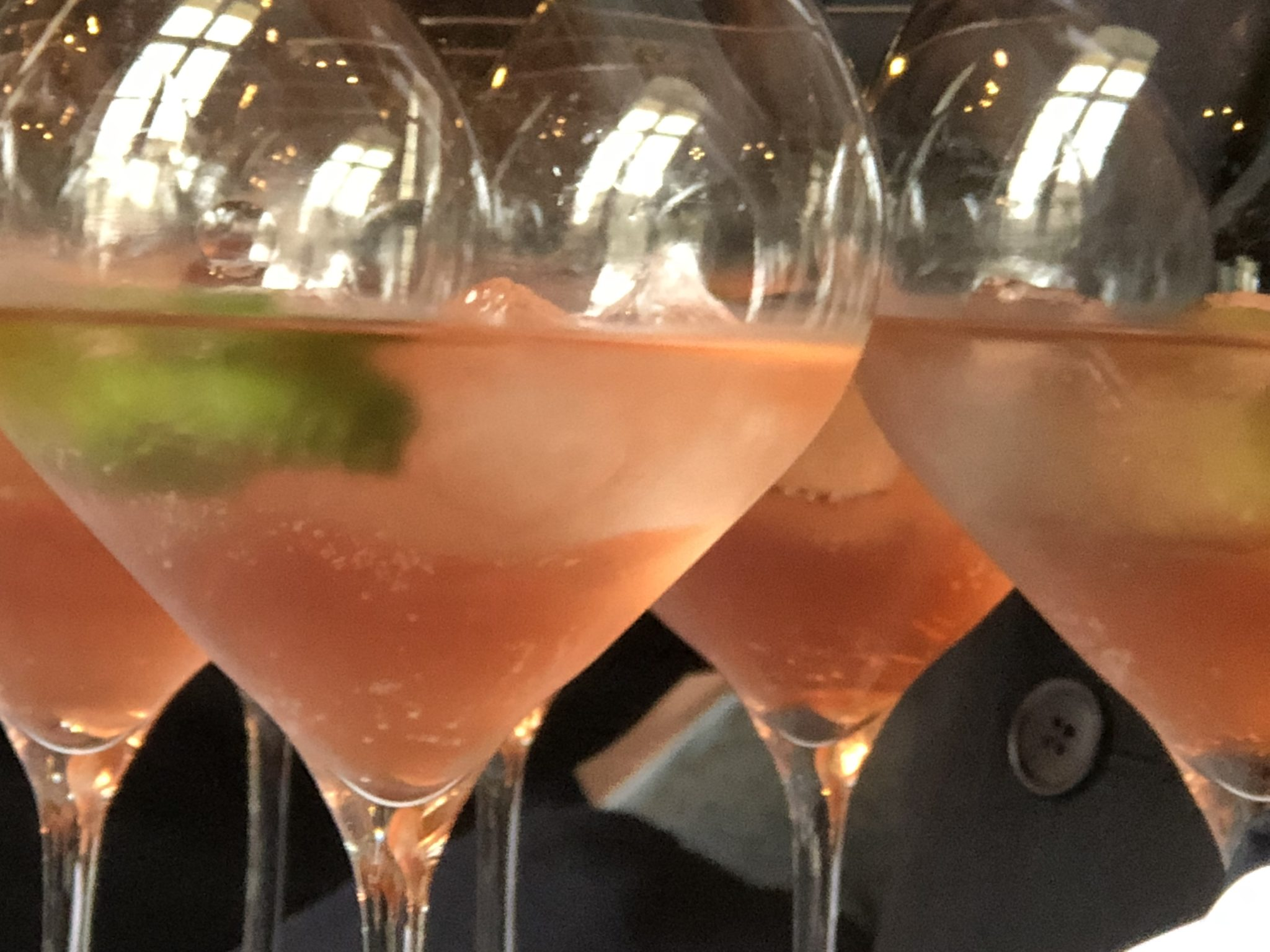 Le champagne rosé, encore et toujours…Un chiffre d'affaires record