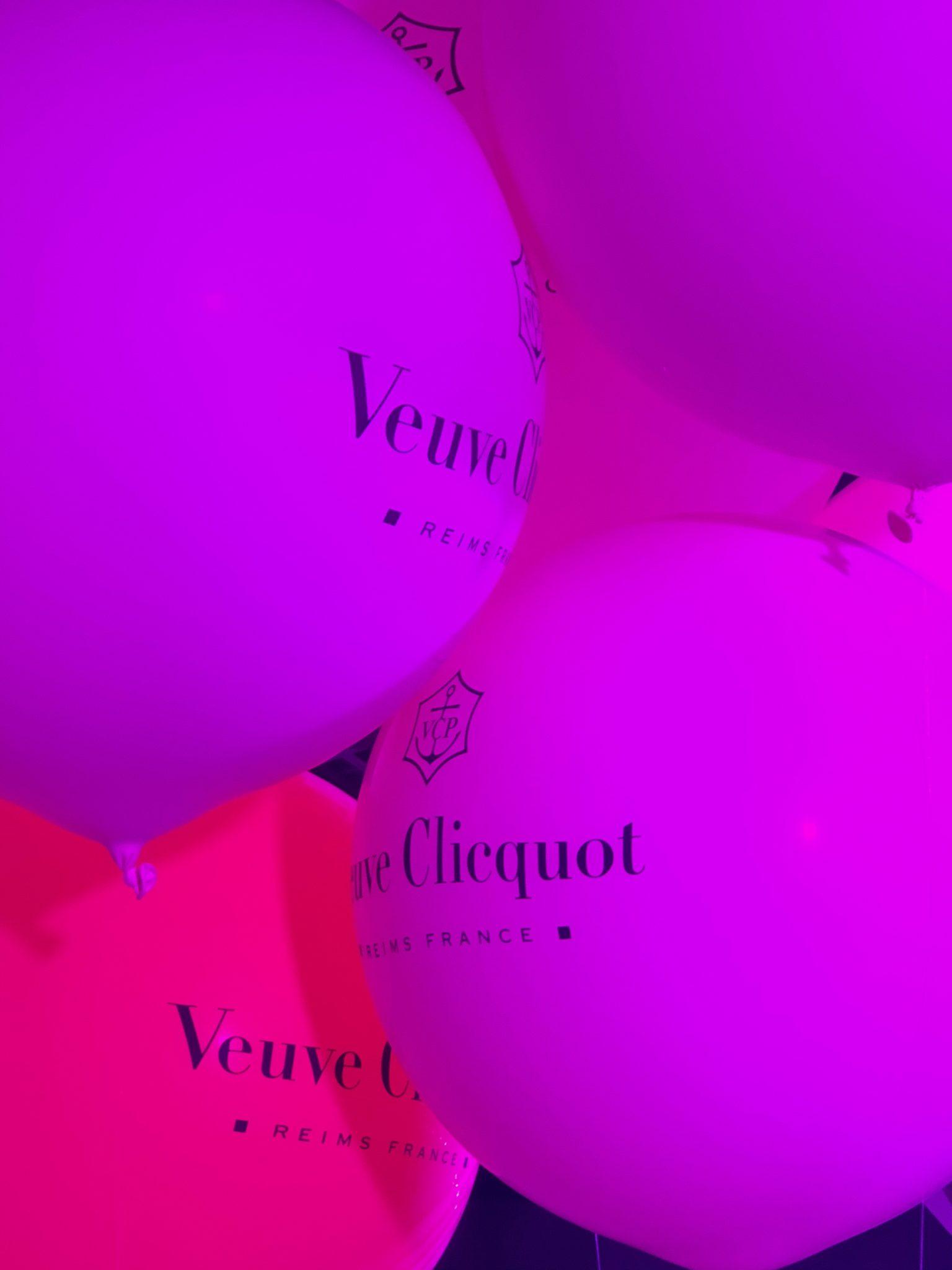 Les deux-cents ans du Rosé Veuve-Clicquot ( en images)