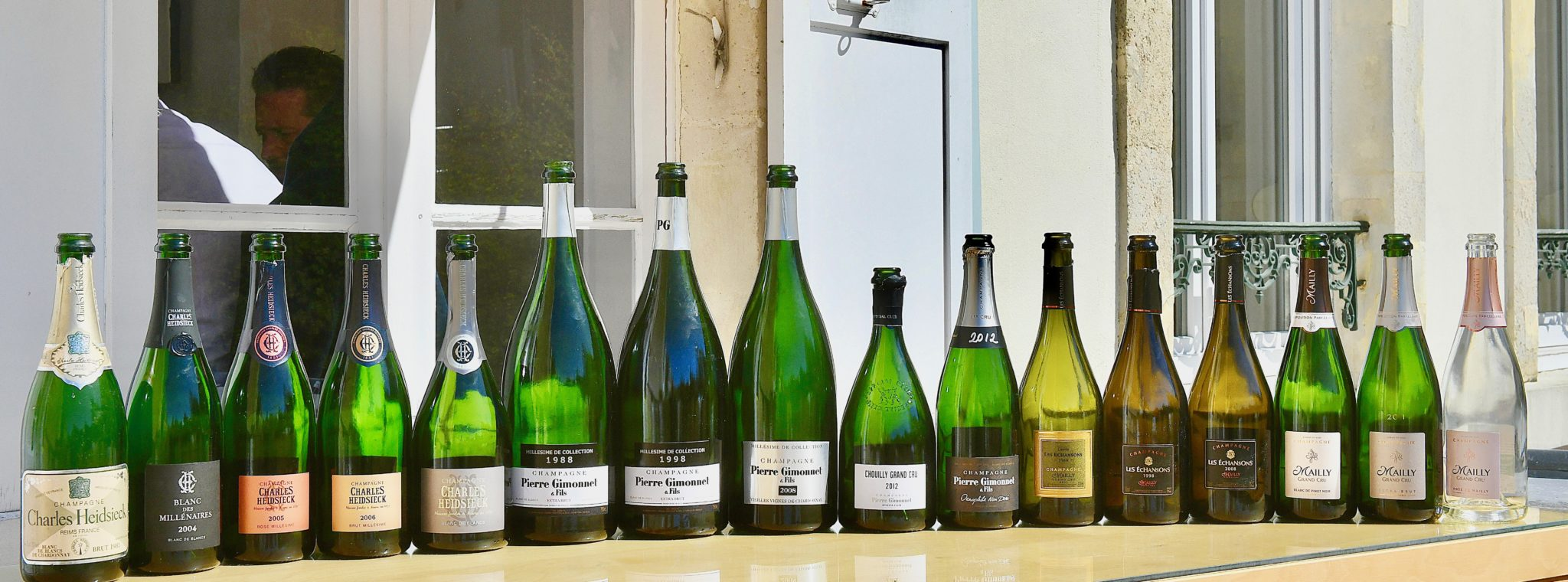Une superbe dégustation pour une parenthèse enchantée du Printemps des Champagnes.