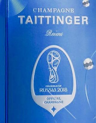 Champagne ! Pour  Taittinger, champion du monde