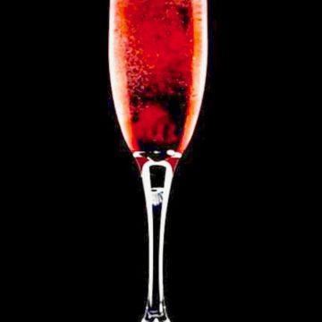 Le kir royal,  de retour grâce au champagne Duval-Leroy