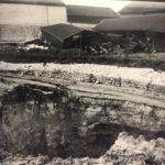 L'éboulement des caves de la maison Pol Roger le 23 février 1900.