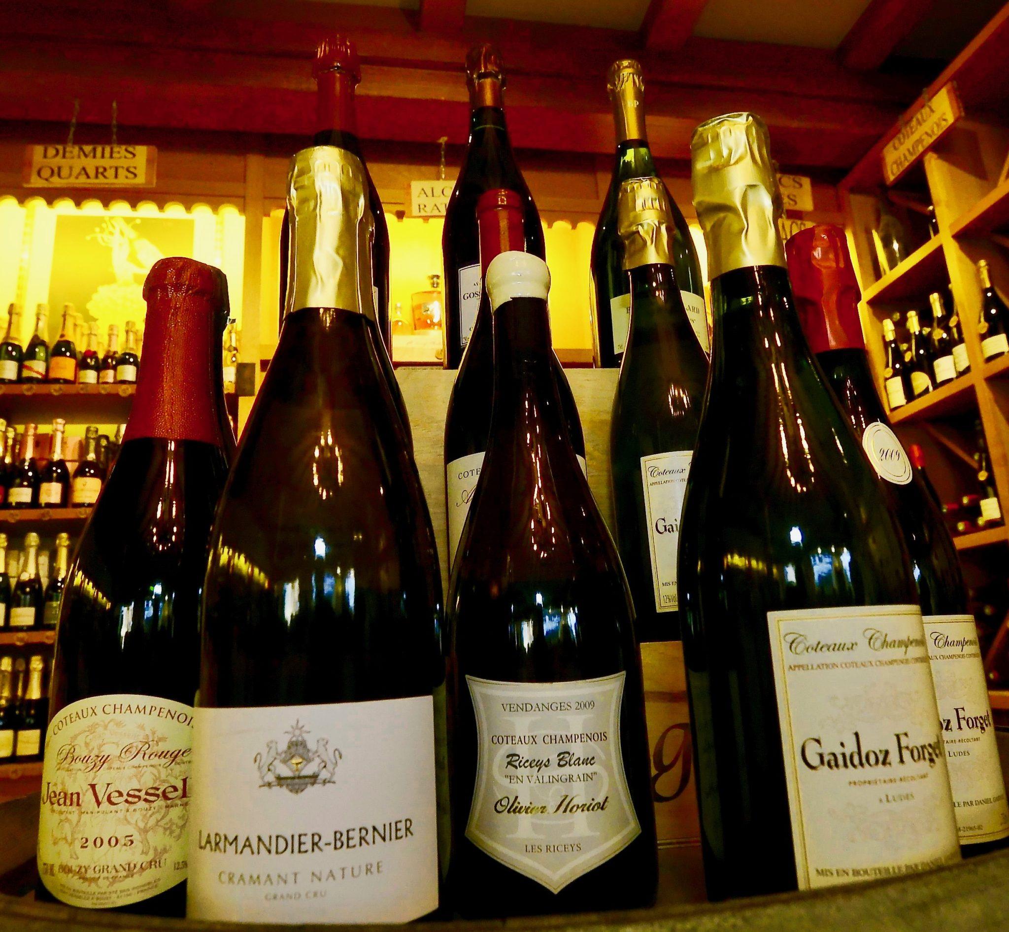 Les Coteaux Champenois, des vins tranquilles aux pays des bulles.