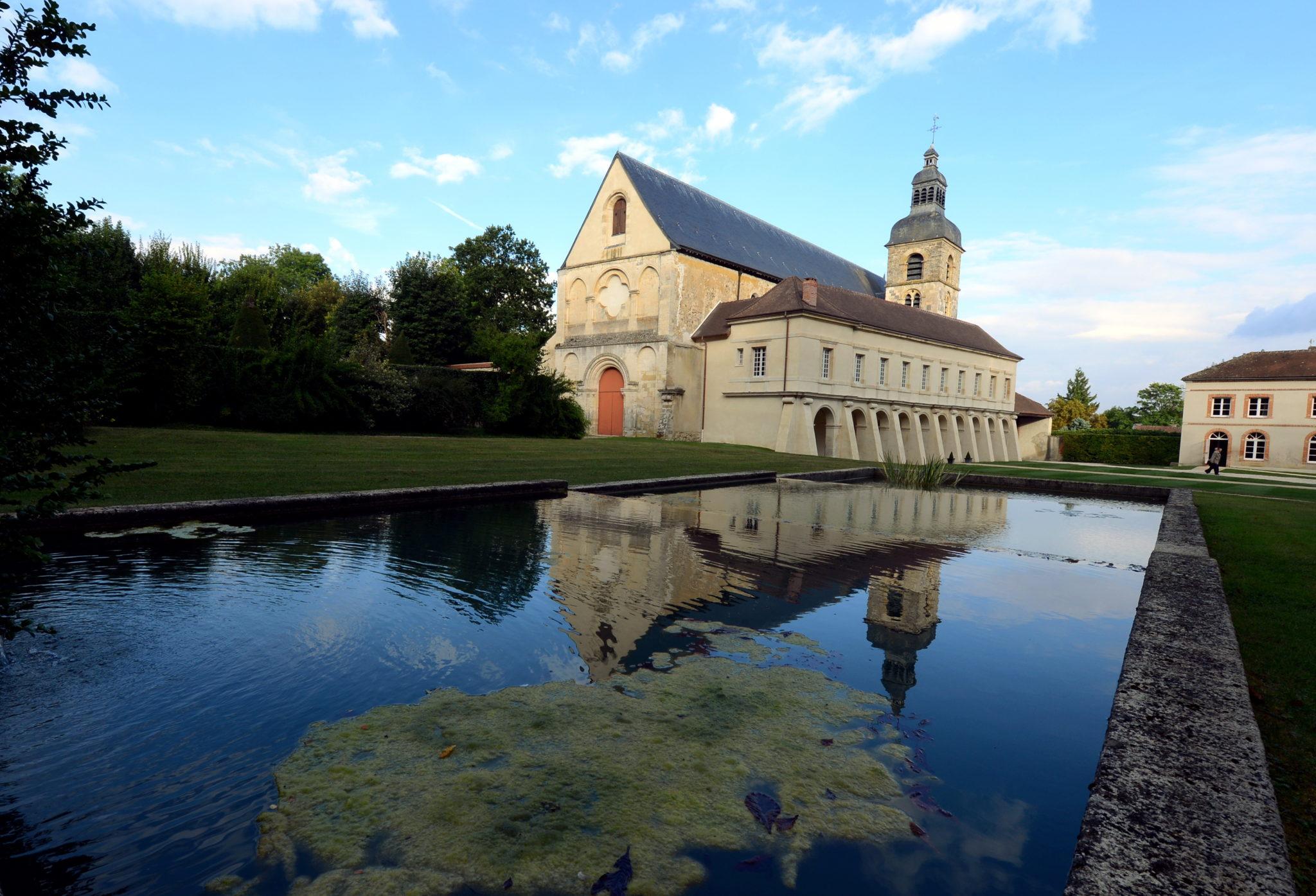 Domaine Dom Pérignon à Hautvillers ouvert pour les Journées Particulières de LVMH. (Bernard Sivade)