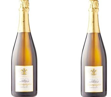 Un champagne bio pour l'anniversaire du Prince Charles chez Fortnum & Mason