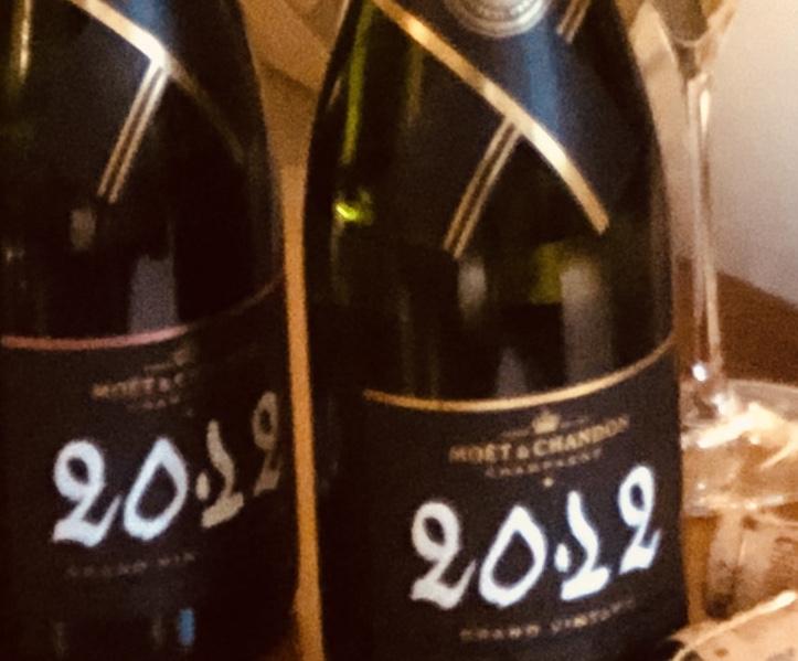 Very classy, Moët & Chandon, le champagne officiel d'Ascot !