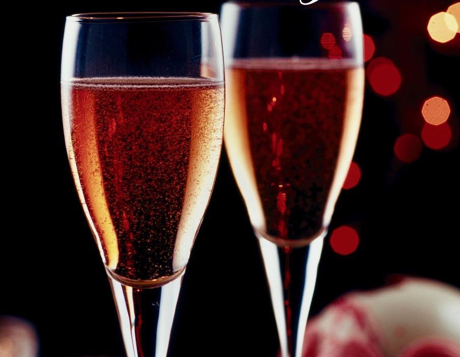 Parlez moi d'amour (et de champagne)  pour la Saint-Valentin