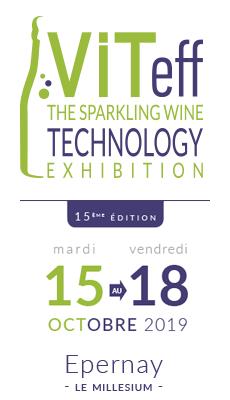 Le programme du  15 ème salon du VITeff, salon international des technologies des vins effervescents