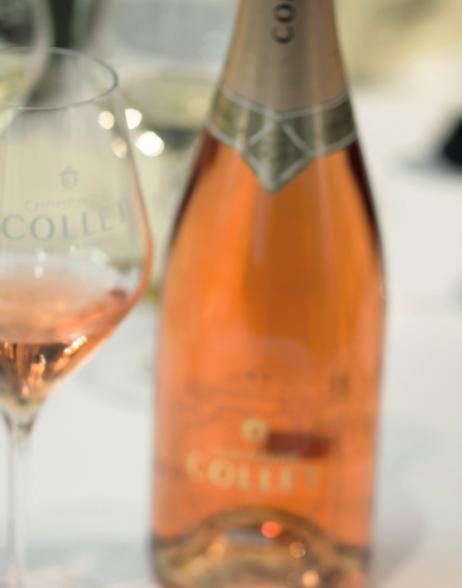Après son prix du Livre de Chef, le champagne Collet crée le Prix du Livre de Pâtissier