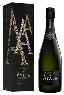 Sous le sapin de Noël du champagne Ayala