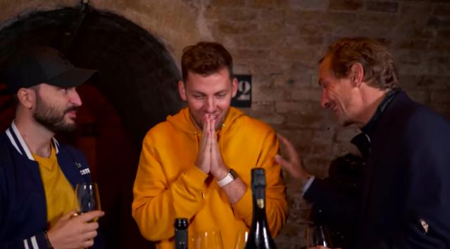 """Stanislas Thiénot parle """"Champagne"""" avec Pierre Croce et Benjamin Verrecchia sur Youtube"""