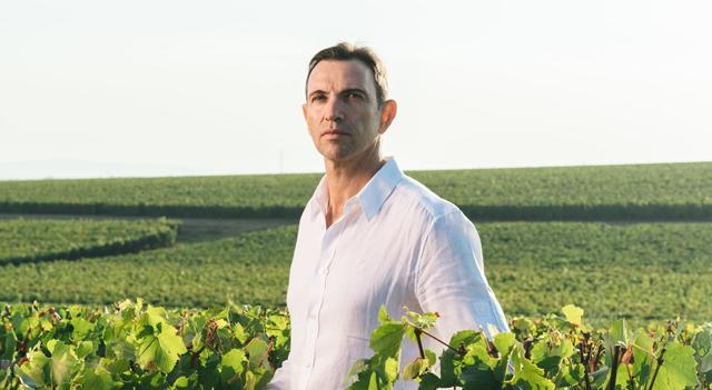 Frédéric Panaïotis (Ruinart), élu vigneron de l'année du Guide Hachette 2020