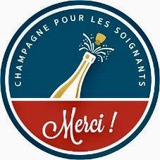 """Le SGV lance l'opération """"Champagne pour les soignants ! Merci"""""""